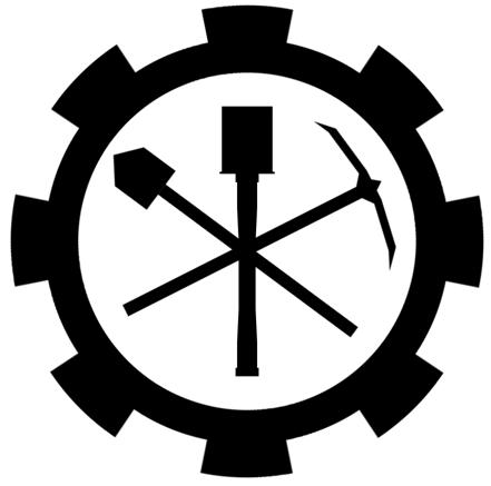 Zug-Symbol Pioniere (Zug 1)